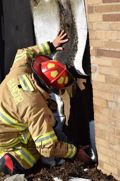 16 061716 BTFD Bangor North Fire