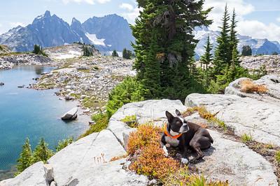 Tank Lakes, Alpine Lakes Wilderness