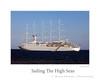 5 masted cruise ship