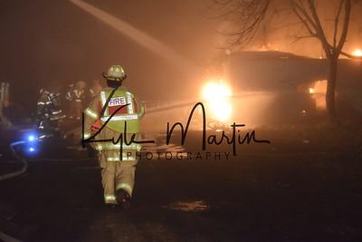 17 012217 BTFD House Fire