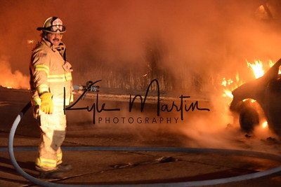 17 022017 BTFD M-25 Car Fire