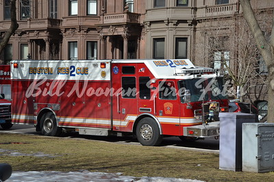 Rescue Co. 2 special called after the 2nd alarm....