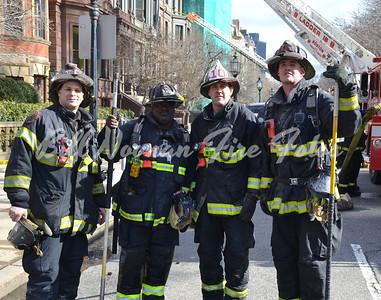 Tower Ladder 10 crew.....
