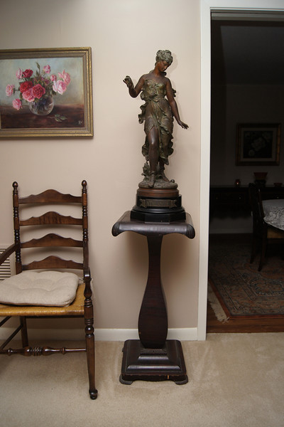 Scary Statue #2