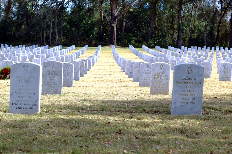 111a Florida National Cemetery 12-18-17