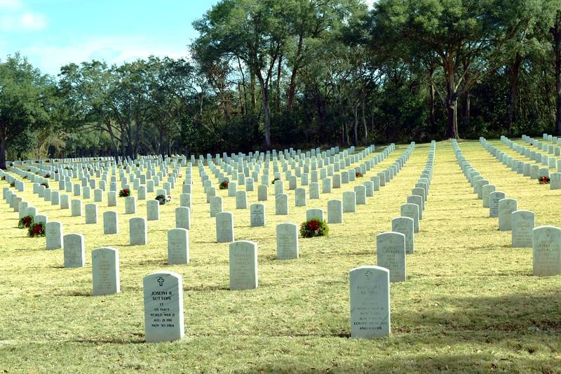 110a Florida National Cemetery 12-18-17