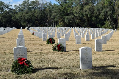 107a Florida National Cemetery 12-18-17