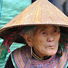 Bac Ha Sunday Market in Northern Vietnam. Arrived after a night train from Hanoi to Lao Cai