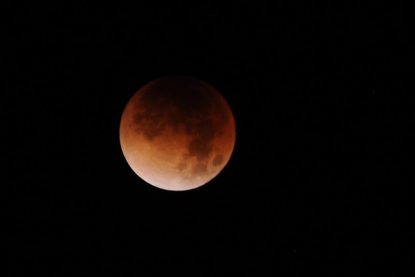180131 Total Lunar Eclipse Hilo Hawaii