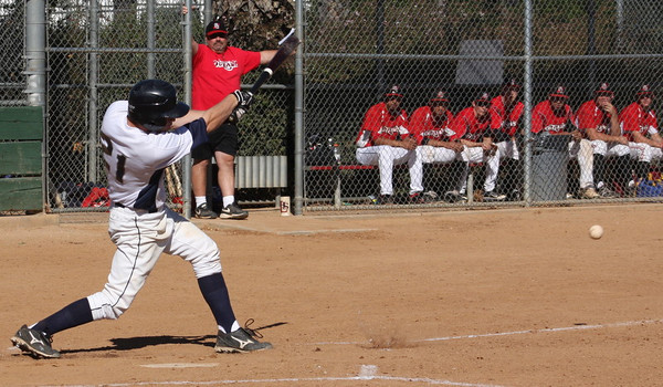 18U-SELECT vs. SoCal Outlaws - Cory Lidle Semifinals