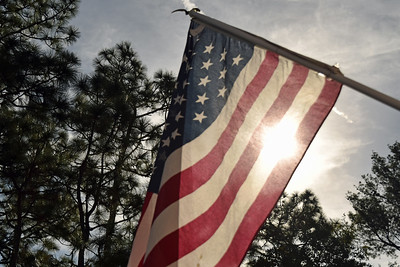 2018 American Flag 2