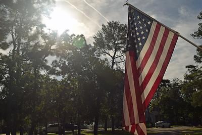2018 American Flag