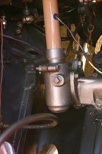 Steering link