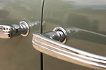 Door handle detail