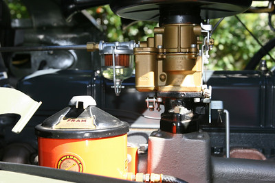 Carburetor detail