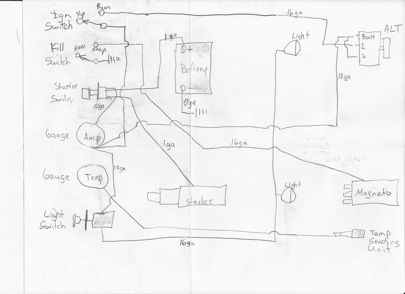 case sc 12v conversion yesterday s tractors rh yesterdaystractors com Antec Case Wiring Diagram Case 444 Wiring-Diagram