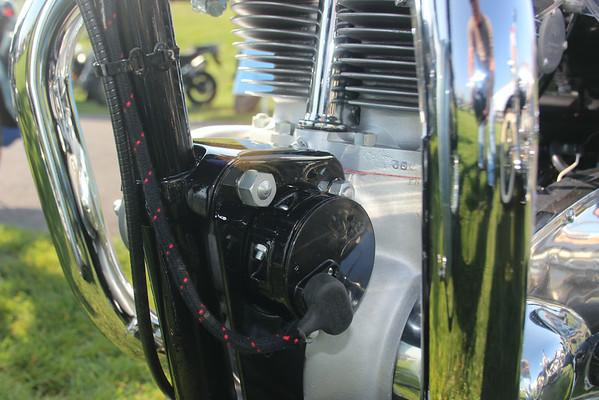 1956 Triumph Tiger T110