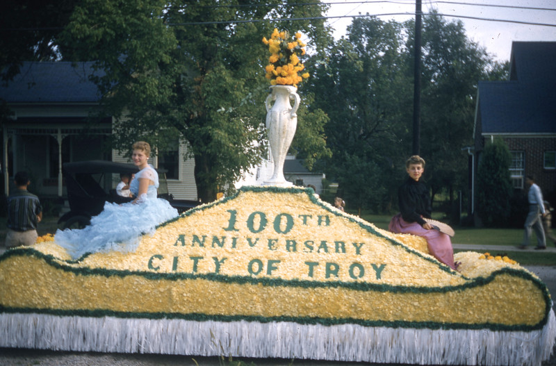 City of Troy Float