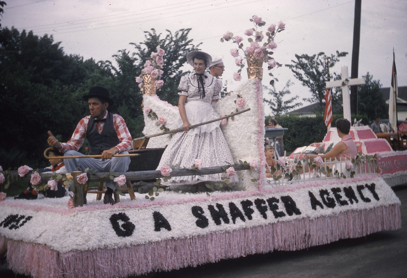G. A. Shaffer Agency/United Savings & Loan Association Float