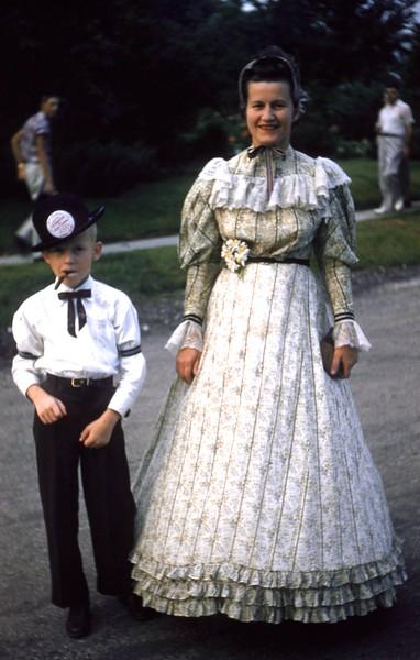 Donald L Henning & Ethel Henning