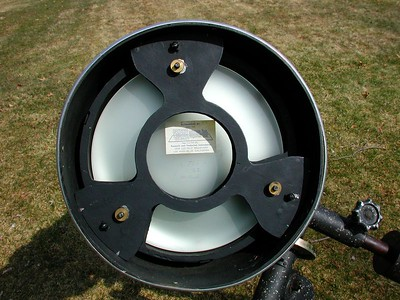10 inch Cave Reflector mirror assembley.