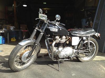 1963 TR6SS