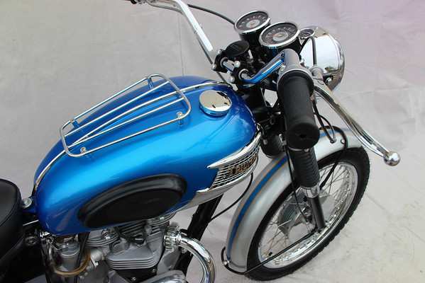 1965 Bonneville T120C East Coast