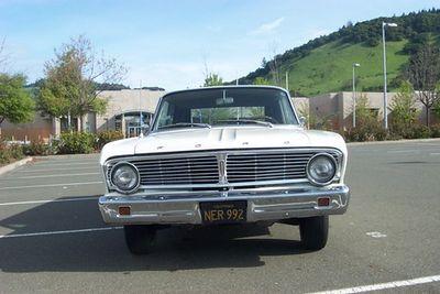 1965 ford falcon 2 door wagon