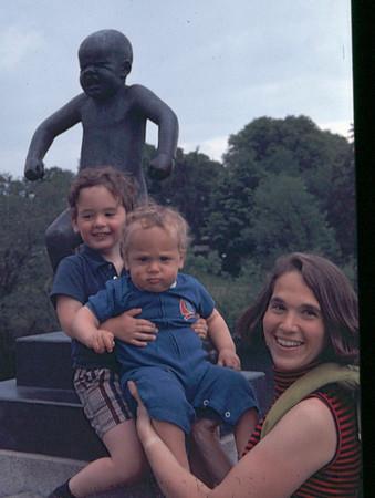 1969-1974 Norway