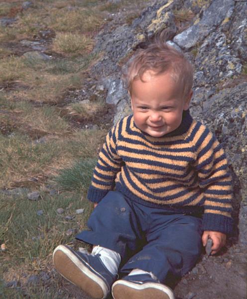 1974 Erik laughing