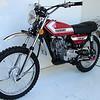 1972 Suzuki TC125 :