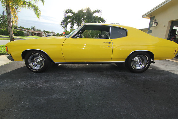 1973 Chevelle Muscle Car
