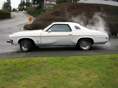 1973 Hurst Olds Part 2