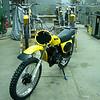 1975 Suzuki RM125 :
