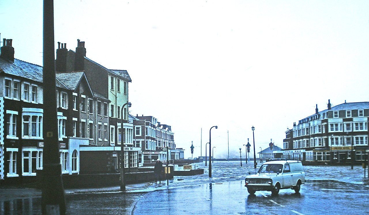 PICT1211 Blackpool storms 1977 SM