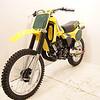 1982 Suzuki RM250 :