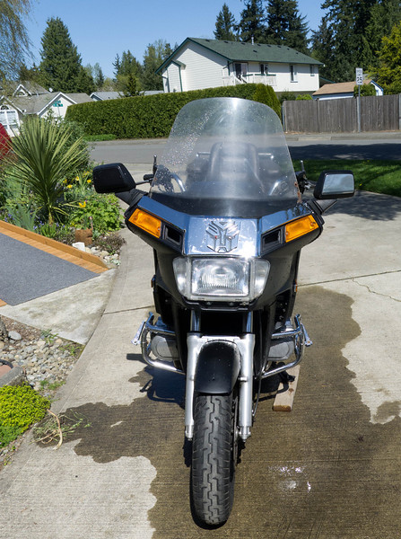 1984 goldwing 1200 *for sale*