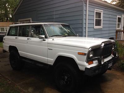 1985 Jeep Grand Wagoner