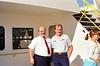 1988 Me, Paul, Randy DeKroney Cape May:Lewes DE ferry - 01