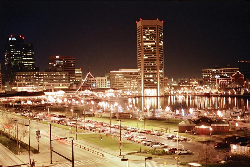 1988 Baltimore skyline - 21