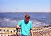 1988 Me, Paul, Randy DeKroney Cape May:Lewes DE ferry - 13