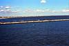 1988 Me, Paul, Randy DeKroney Cape May:Lewes DE ferry - 03