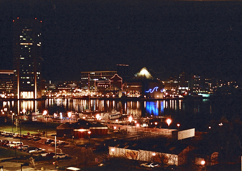 1988 Baltimore skyline - 23