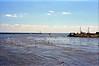 1988 Me, Paul, Randy DeKroney Cape May:Lewes DE ferry - 08