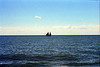 1988 Me, Paul, Randy DeKroney Cape May:Lewes DE ferry - 10