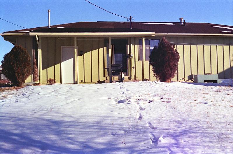 1989 Topeka, KS Christmas w:Larry and mom - 08