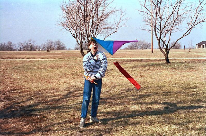 1989 Topeka, KS Easter Sunday - 01