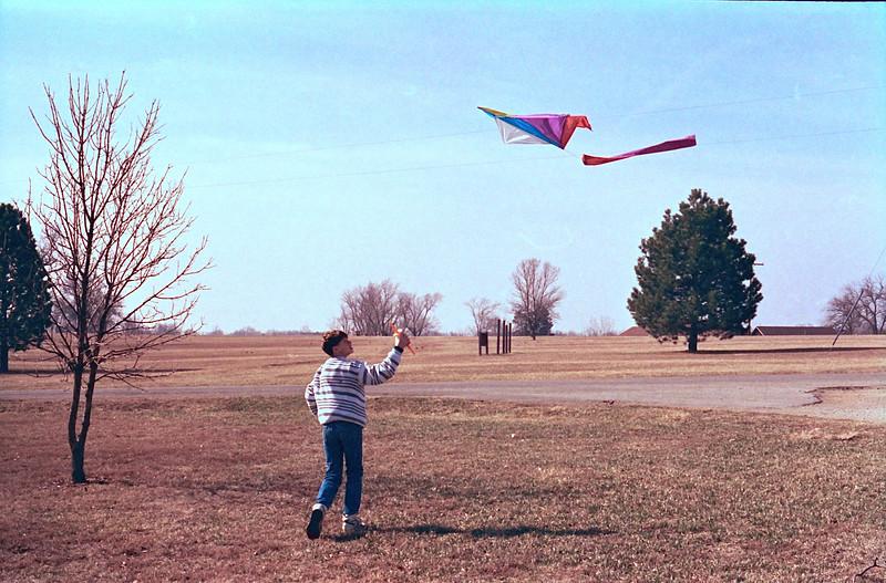 1989 Topeka, KS Easter Sunday - 02