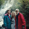 Ireland Study Abroad Trip, Kathryn Kucienski Ciesla, Renee Lovold Borson and Sarah Lindquist Cranny; Class of 1993<br /> <br /> Photo by Sarah Cranny