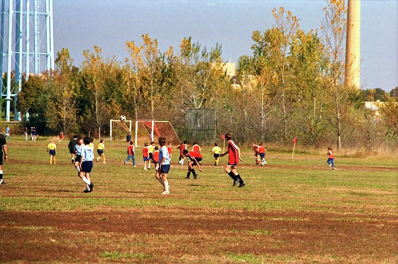 1990 Topeka, KS Soccer - 2